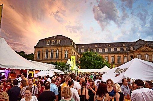 Stadtfest geht in die nächste Runde