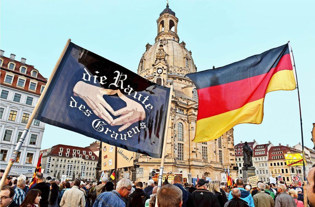 Streit um Uwe Tellkamp: Gerangel im Gesinnungskorridor