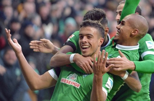Bremen besiegt Hertha BSC 2:0