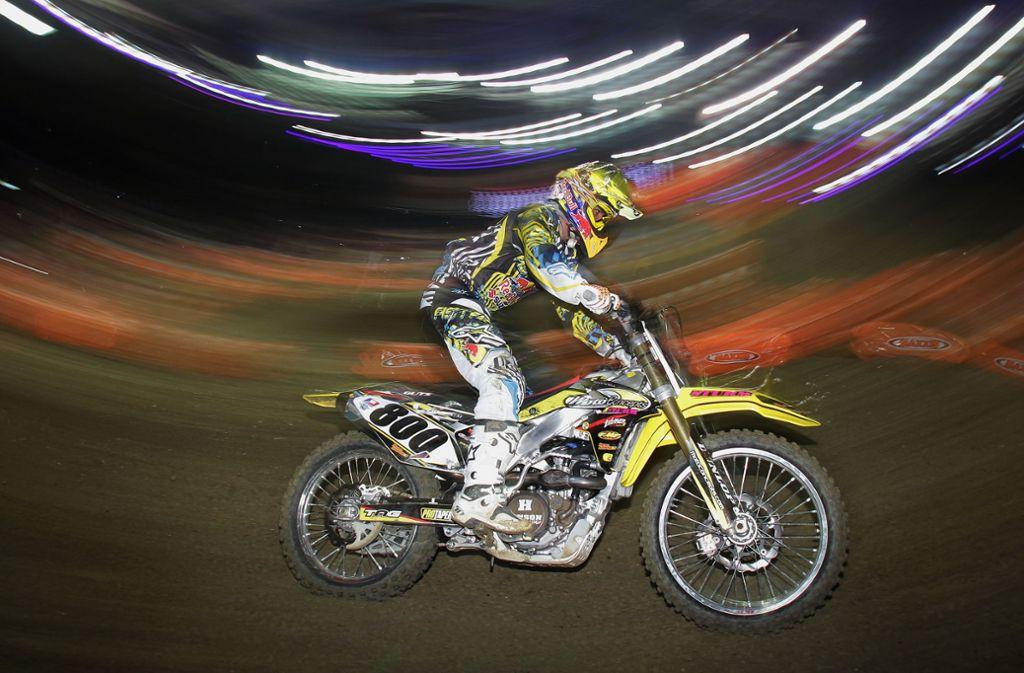 Motocross in Stuttgart - Amerikaner unter sich - Stuttgarter Zeitung