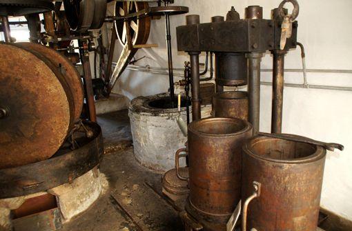 Saisonende am 25.11.: Technisches Kulturdenkmal Ölmühle Jäger