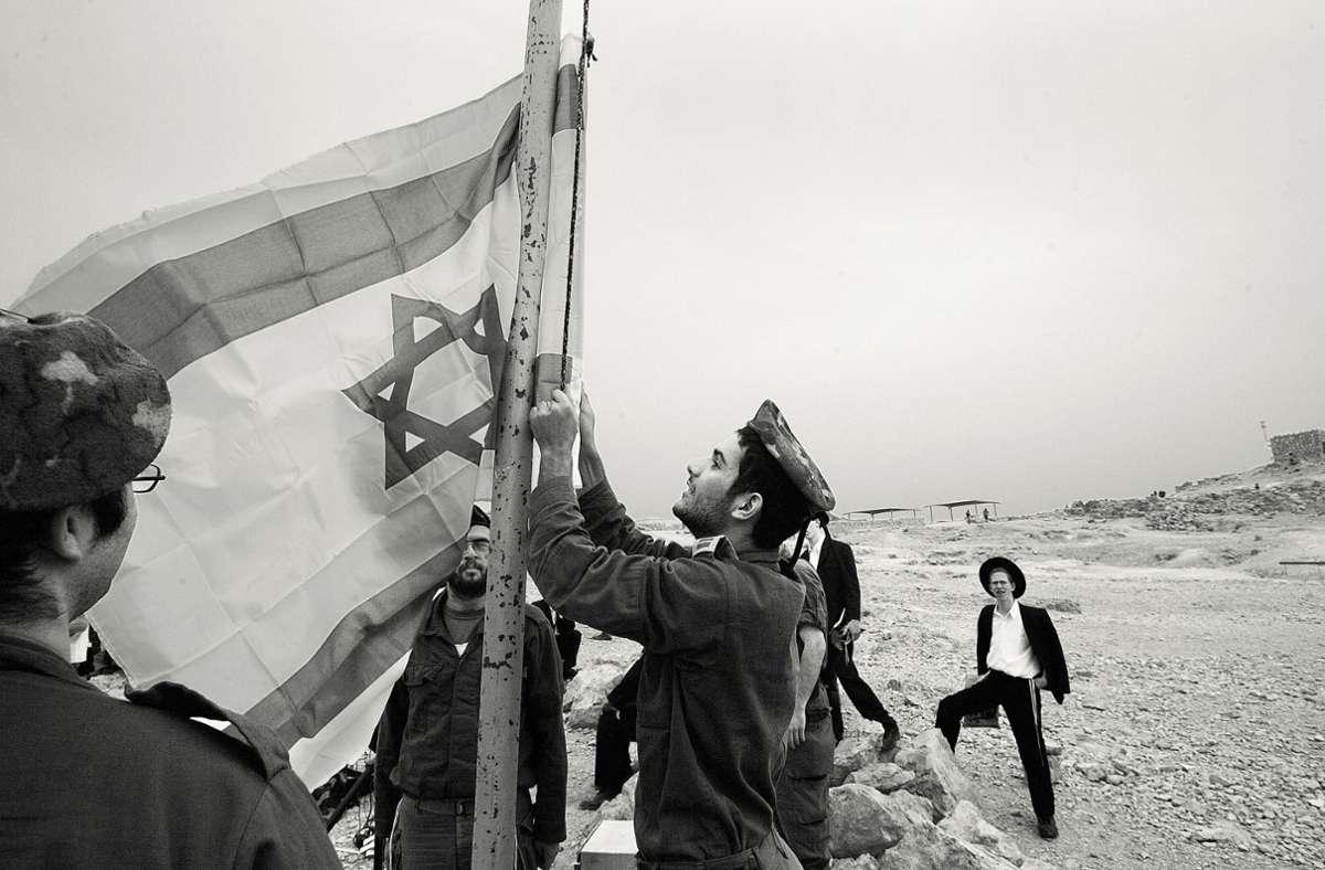 Der-Israel-Pal-stina-Konflikt-Zwei-Staaten-eine-Heimat-