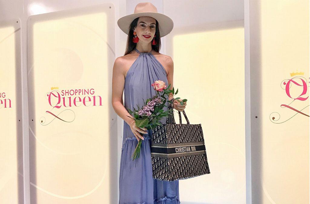 Shopping Queen In Stuttgart