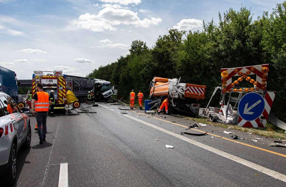 Unfall Heute A81