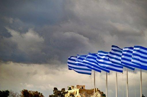 Griechenland muss weiter auf die Hilfsmilliarden warten. Foto: dapd