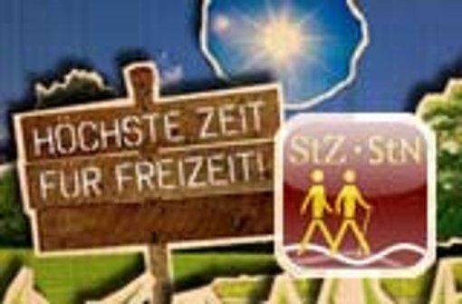 Neue iPhone-App: Wandern Stuttgart