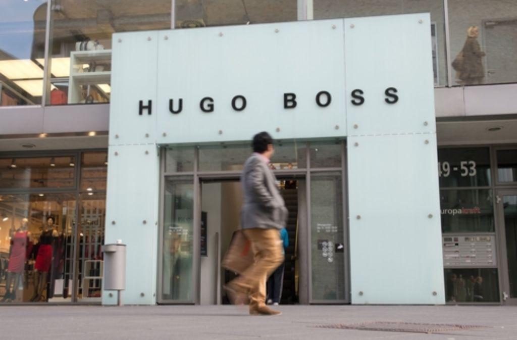 filderstadt hugo boss zieht in umstrittenes warenlager stuttgart stuttgarter zeitung. Black Bedroom Furniture Sets. Home Design Ideas