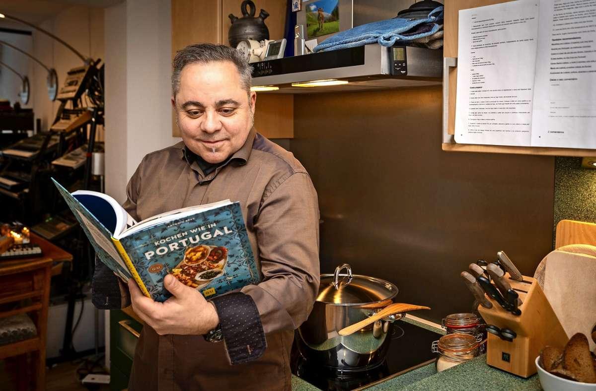 Sindelfinger schreibt Kochbuch: Wenn Kochen Musik ist