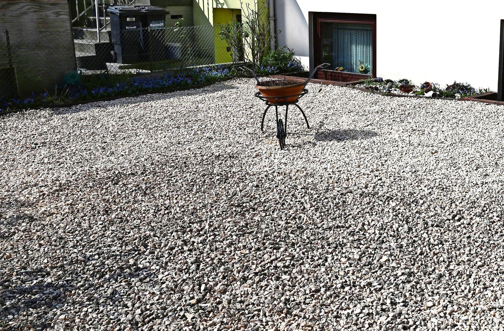 Steingärten verbieten