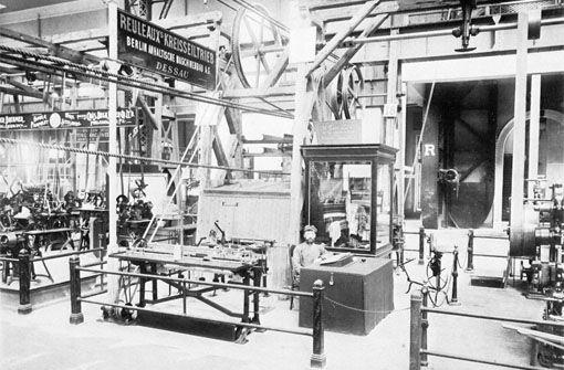 Firmengeschichte(n) im Industriemagazin Reutlingen (bis 23.9.)