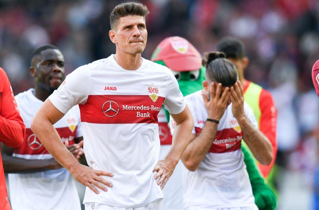Stimmen Zu Vfb Stuttgart Gegen Holstein Kiel Die Gelb Rote
