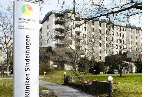 Die Sindelfinger Klinik liegt idyllisch, aber nicht verkehrsgünstig. Foto: factum/Archiv