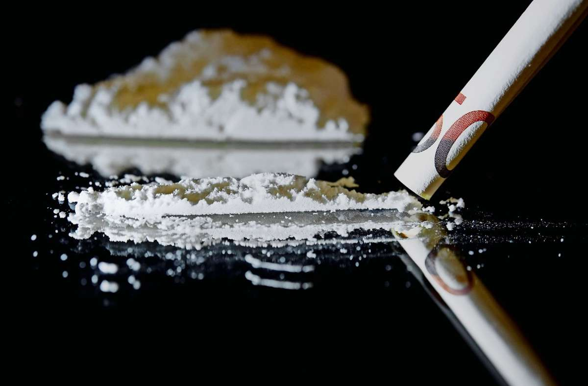 Kontrolle in Böblingen: Polizei erwischt mutmaßlichen Kokainhändler