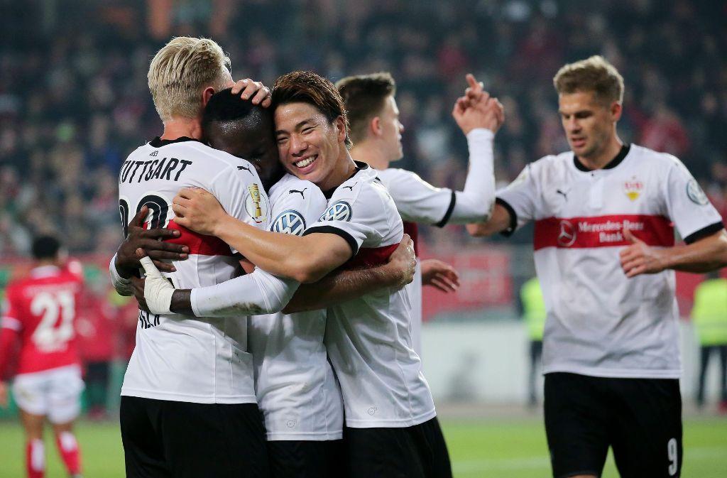 Vfb Gegen Kaiserslautern