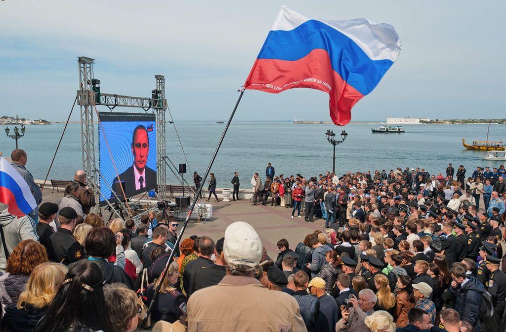Russland bekanntschaften
