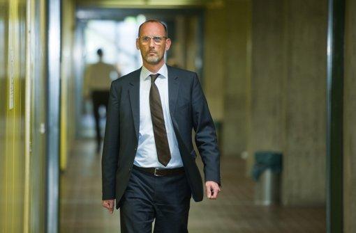 Staatsanwalt im Zeugenstand