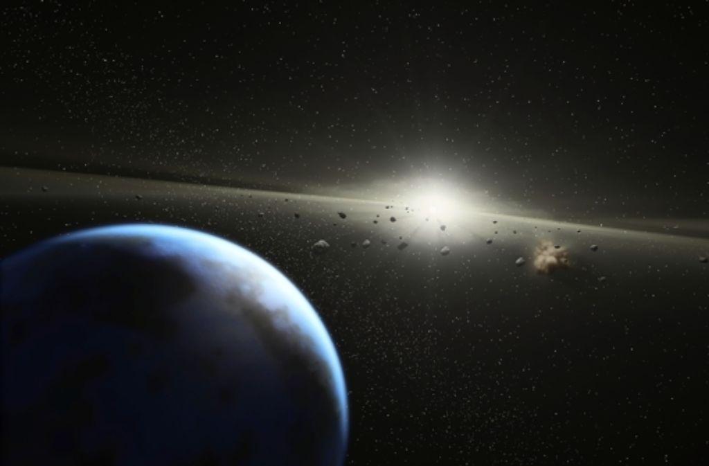 Asteroid Kommt Der Erde Nahe Heute Wird Es Noch Mal Gutgehen