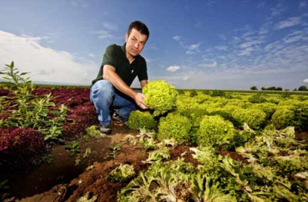 Bekanntschaft landwirt
