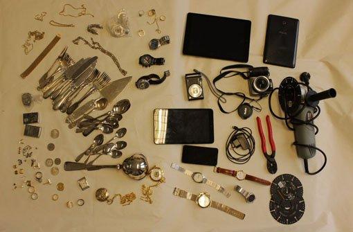 Einbrecherbande festgenommen
