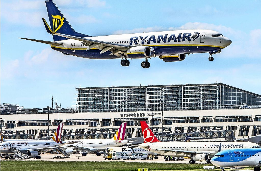 Air Berlin Pleite Und Die Folgen In Stuttgart Ryanair Bietet Dem