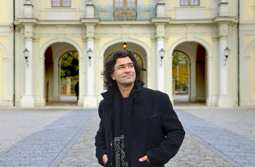 Jochen Sandig in Ludwigsburg - Die Mauern in den Köpfen einreißen - Stuttgarter Zeitung