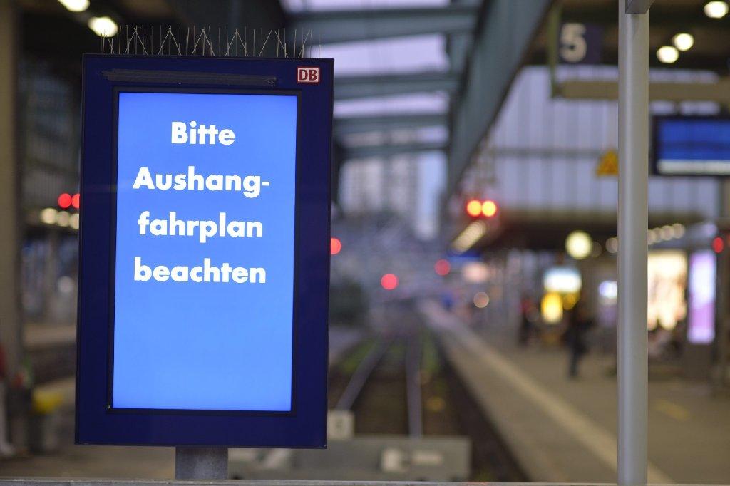 N 228 Chster Bahnstreik Der Streik Kommt Fragt Sich Nur