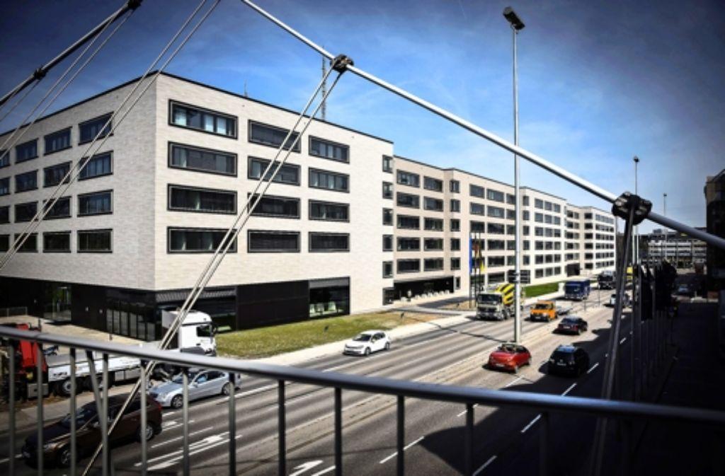 Innenministerium in Stuttgart: Erinnerungen an die NS-Zeit - Stuttgart - Stuttgarter Zeitung