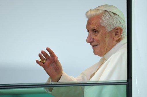 Papst Benedikt XVI. ruft dazu auf, die Gewalt in Syrien zu beenden. Foto: dapd