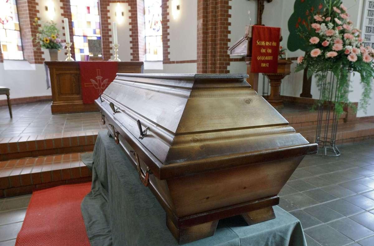 Beerdigungen Corona Baden Württemberg