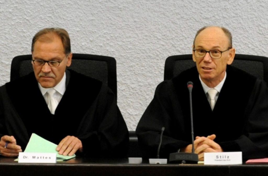 Staatsgerichtshof Bw