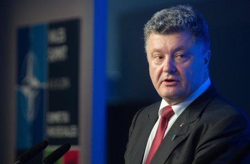 Kiew plant Referendum über Nato-Beitritt