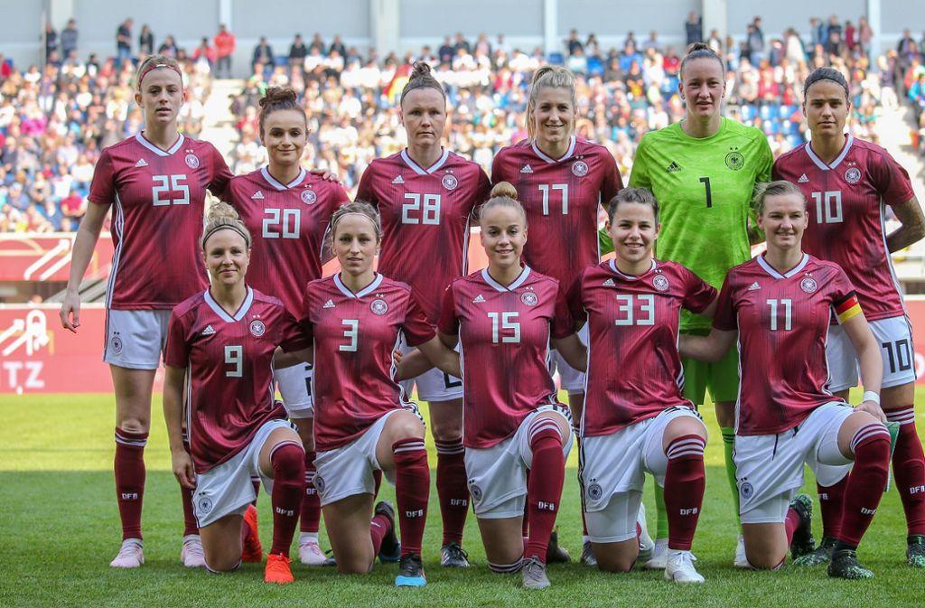 Frauen FuГџball Wm 2021