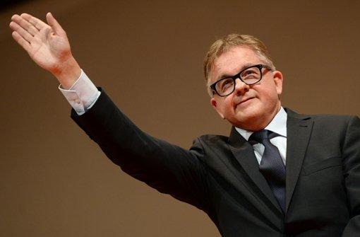 Wolf ist CDU-Spitzenkandidat