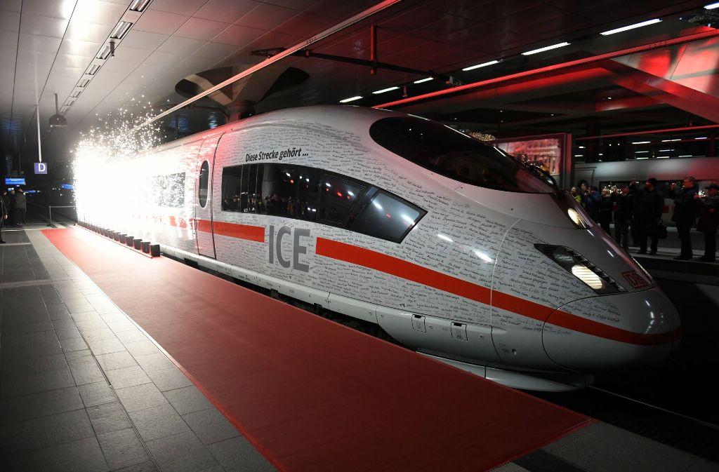 ice strecke münchen berlin
