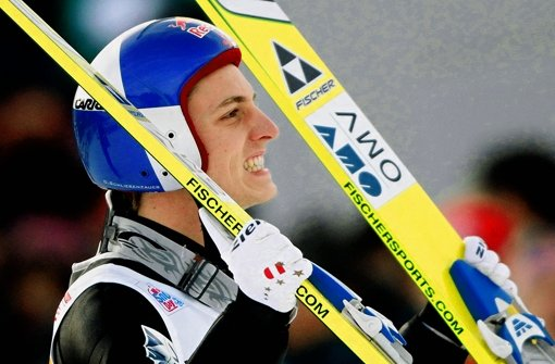 Der Titelverteidiger ist für den Turnierauftakt in  Oberstdorf gut gerüstet. Foto: AP