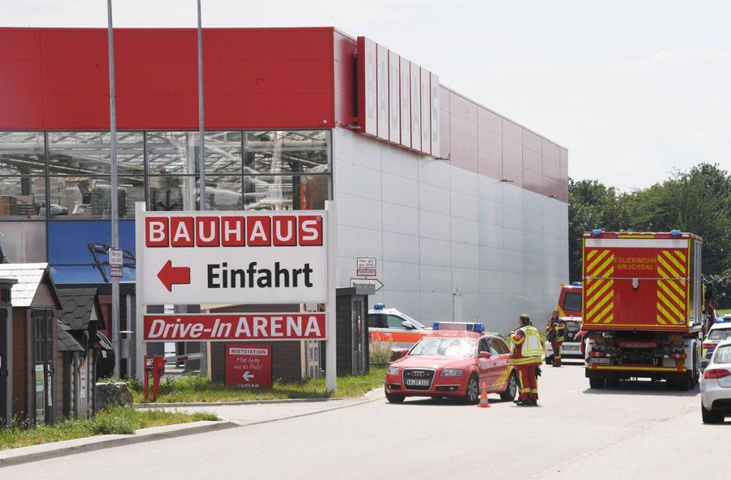 Polizeibericht Bruchsal