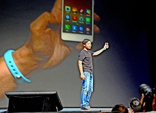 Chinas Apple:  Aufsteiger aus dem Nichts
