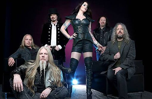 Schleyerhalle: Nightwish