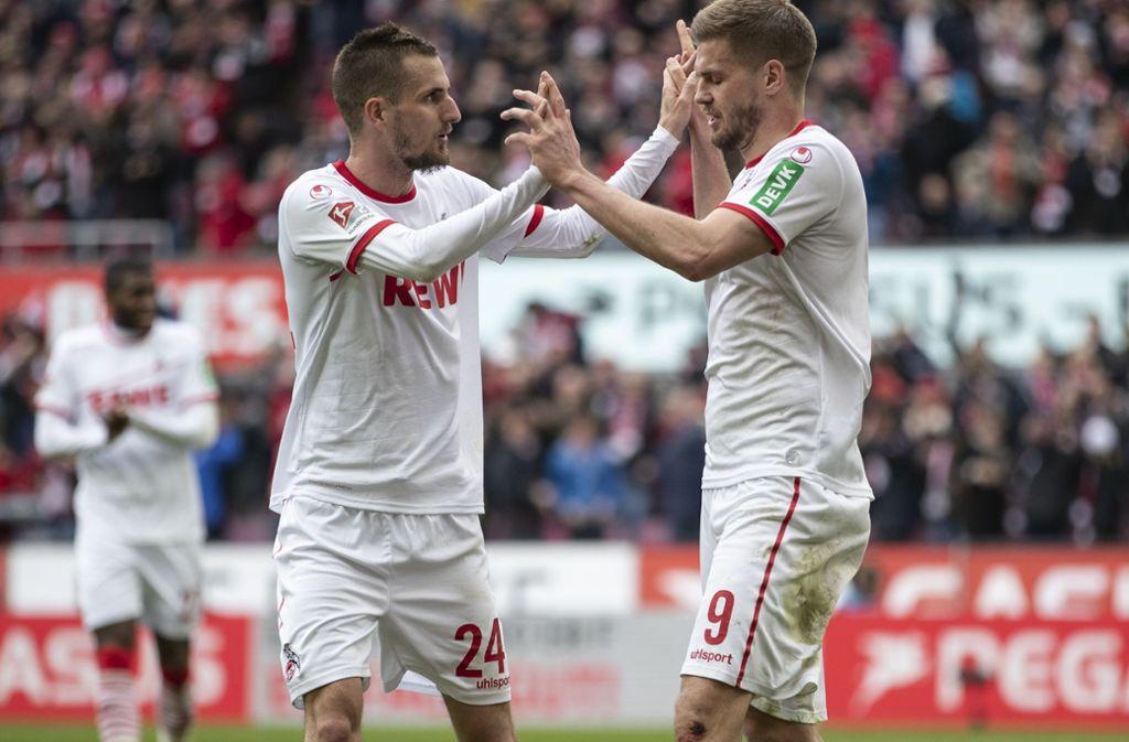 Zweite Bundesliga Köln