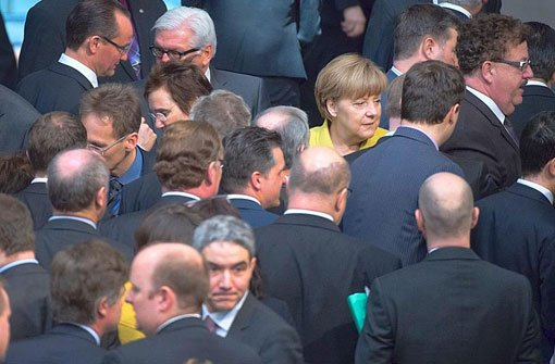 Bundestag stimmt Verlängerung zu