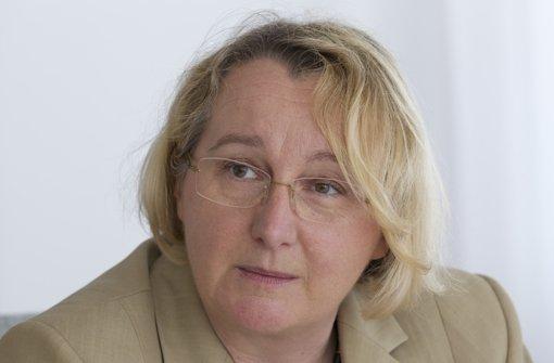 Forschungsministerin Theresia Bauer hält nichts von Verboten. Foto: dapd