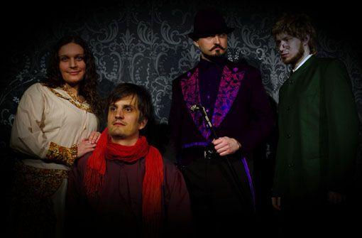 Theater Atelier: Der Sandmann