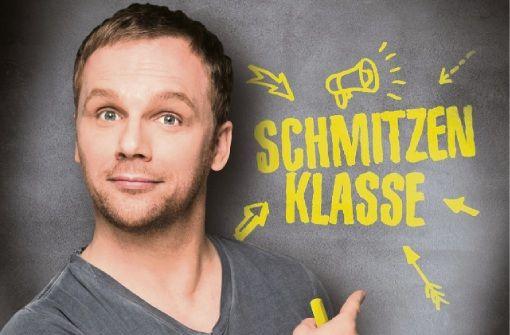 Ralf Schmitz auf Schmitzenklasse-Tour in Reutlingen