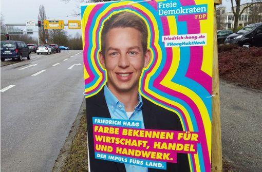 Landtagswahl In Baden Wurttemberg Knallig Klassisch Unleserlich Wahlplakate Im Check Des Experten Baden Wurttemberg Stuttgarter Zeitung