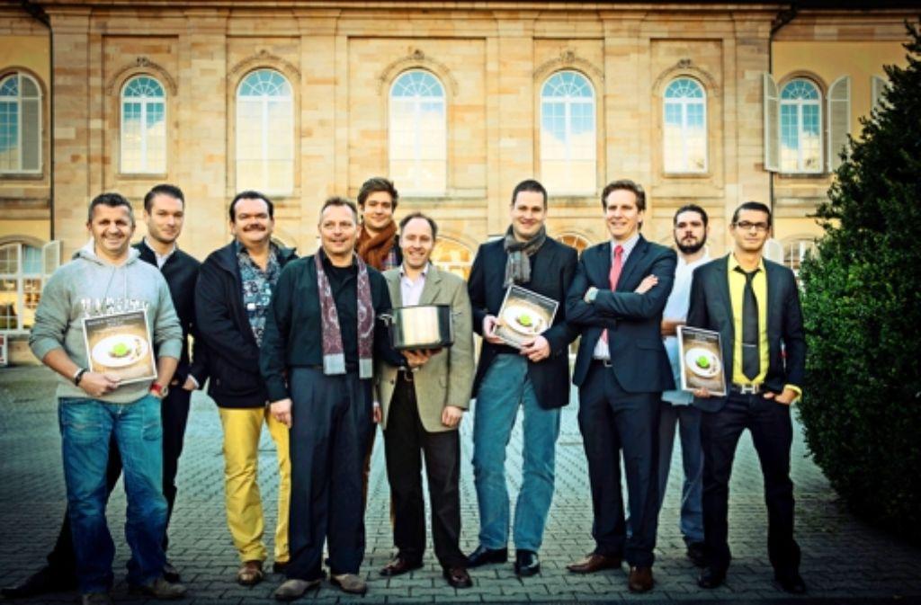 Baden Wurttemberg Kocht Spitzenkoche Geben Ihre Rezepte Preis