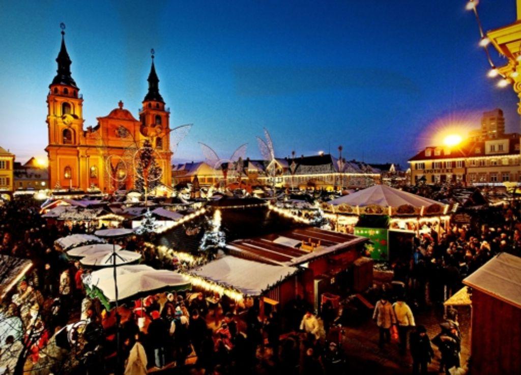 Ludwigsburg Weihnachtsmarkt.Weihnachtsmarkt In Ludwigsburg Auszeit Mit Honiglebkuchen Gefühl