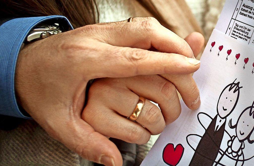 Zivil-Ehe Annullierung katholisch