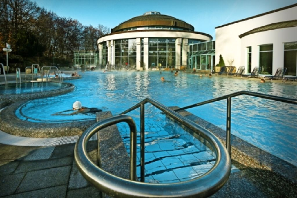 Therme stuttgart bad cannstatt
