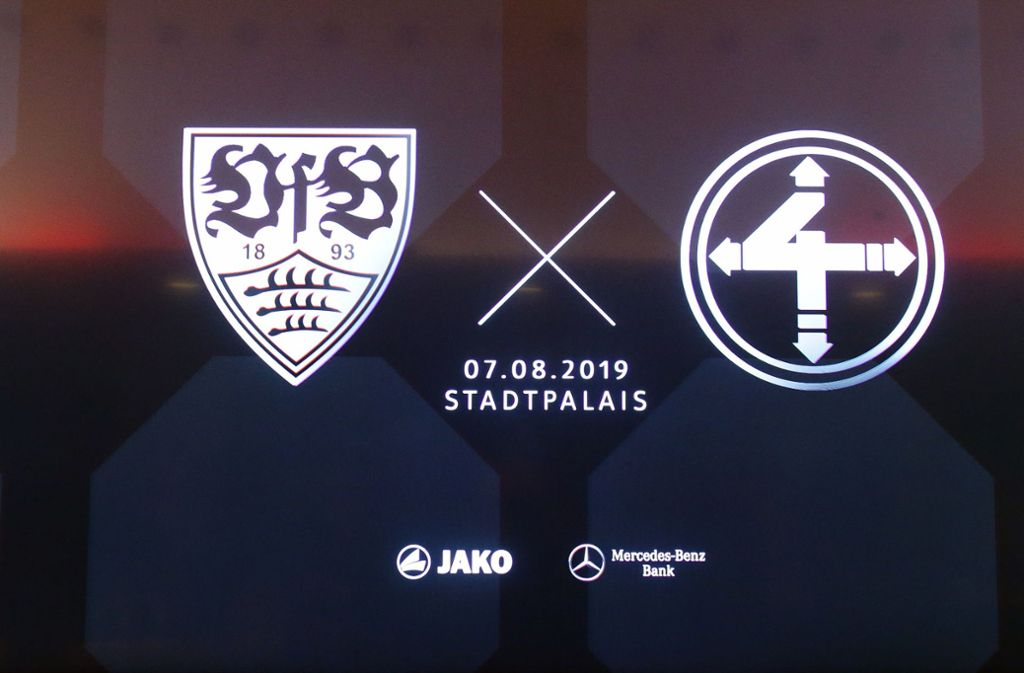 "new concept c0581 6600a Fanta-4-Trikot des VfB Stuttgart: ""Ein Sponsorentrikot oder ..."