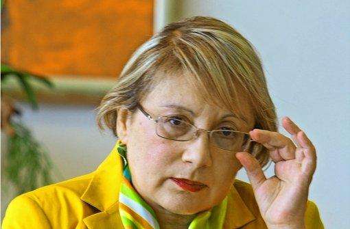 Leyla Yunus Foto: Christian Hass